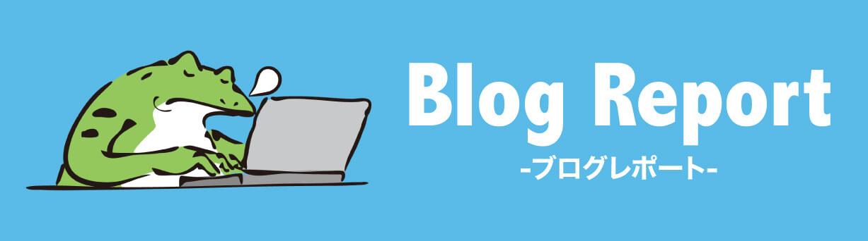 ブログレポートバナー画像