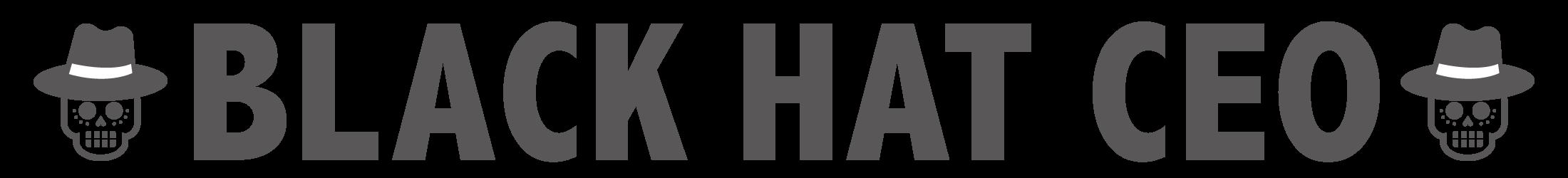 ブラックハットCEO